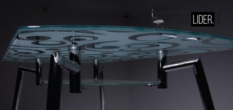 Стіл кухонний Spider chrome - 1