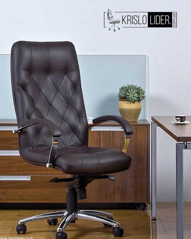 Крісло Cuba steel chrome - 2
