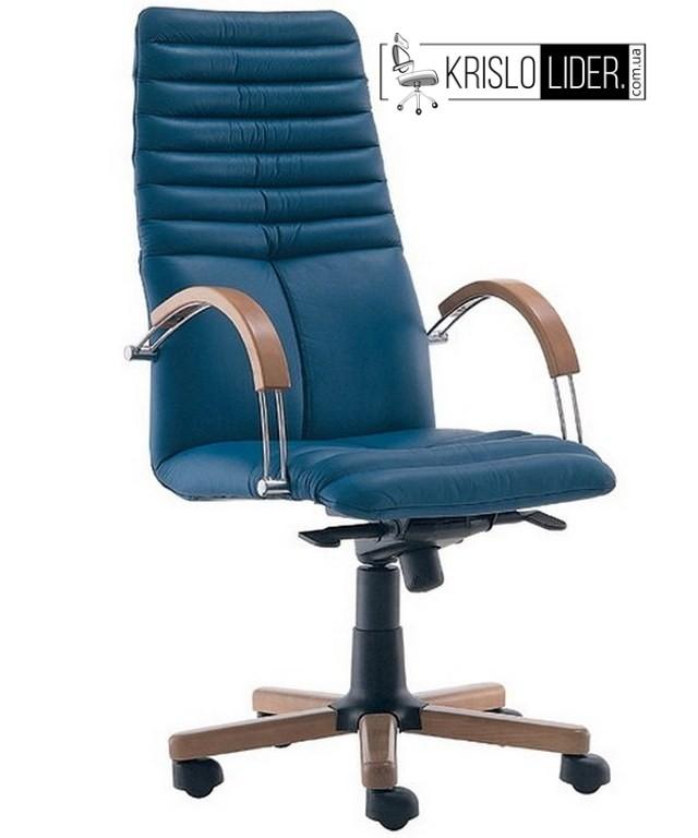 Крісло Galaxy wood chrome - 1