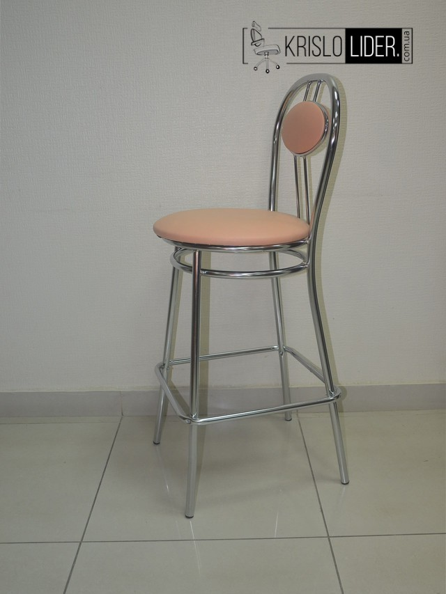 Крісло Tiziano hoker chrome - 2