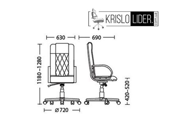 Крісло Elegant - 3