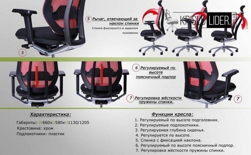 Крісло Орландо - 2
