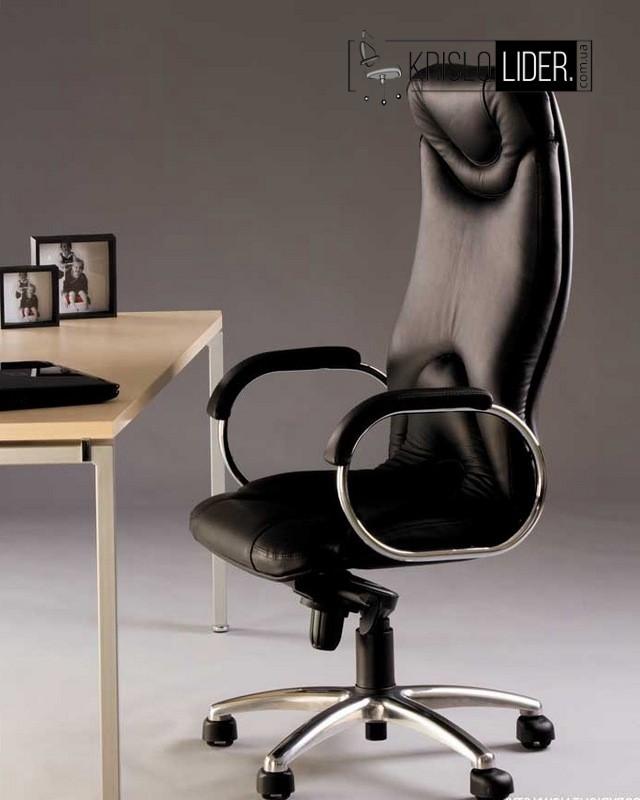 Крісло Elf steel chrome - 3