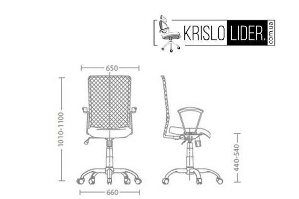 Крісло Evolution R - 1