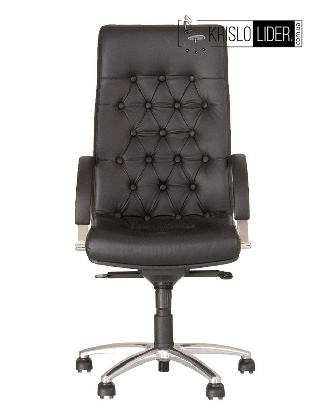 Крісло Fidel Lux steel chrome - 1