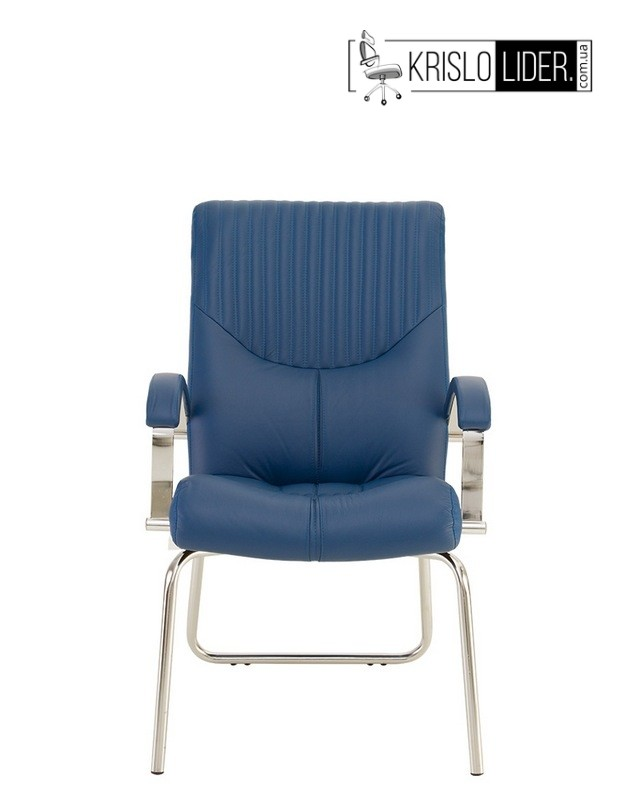 Крісло Germes CFA LB steel chrome - 1