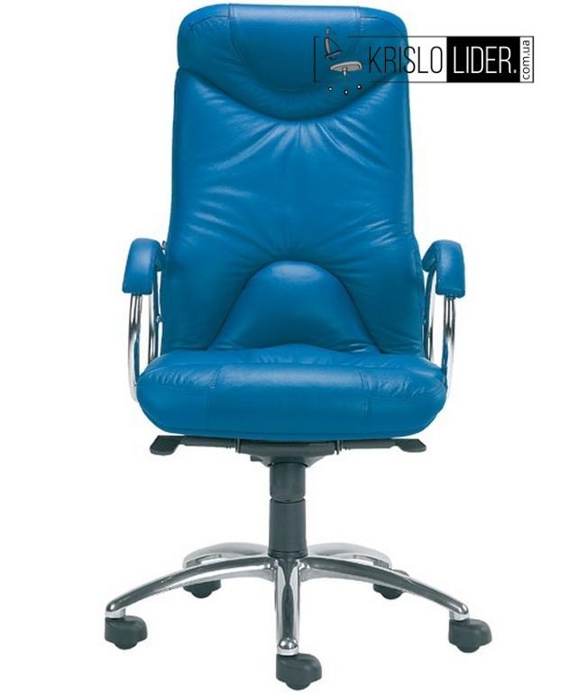 Крісло Elf steel chrome - 4