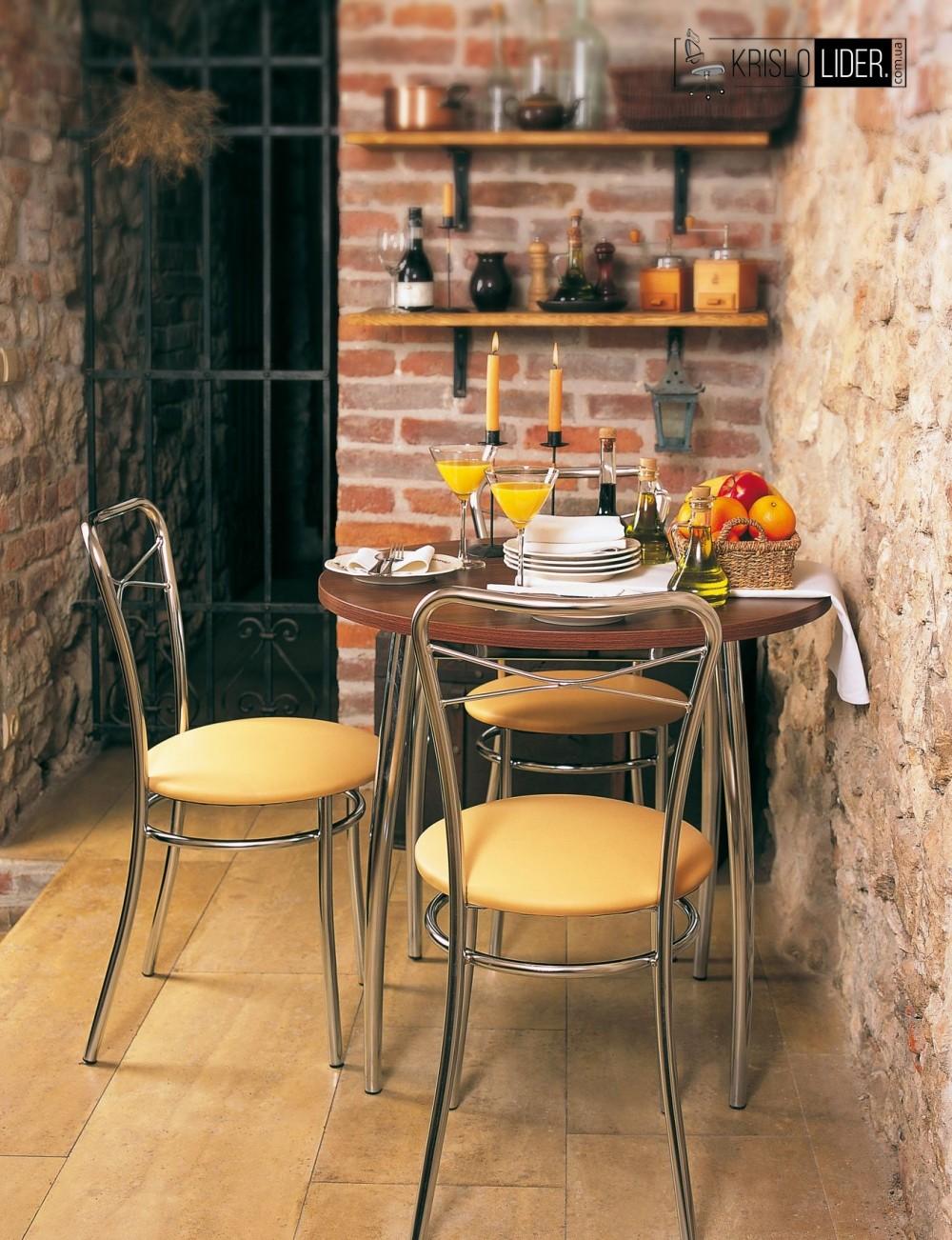 Крісло Castano chrome - 3