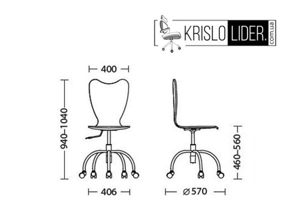 Крісло Princess GTS - 3