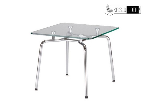 Стіл журнальний Hello Table GL Chrome  - 17556